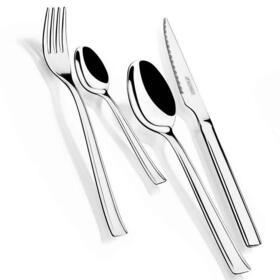 set-24-piezas-cubiertos-monix-m180973-acero-inoxidable-18c-6cucharas-6tenedores-6-cuchillos-6cucharas-cafe