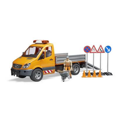 bruder-2537-vehiculo-de-juguete