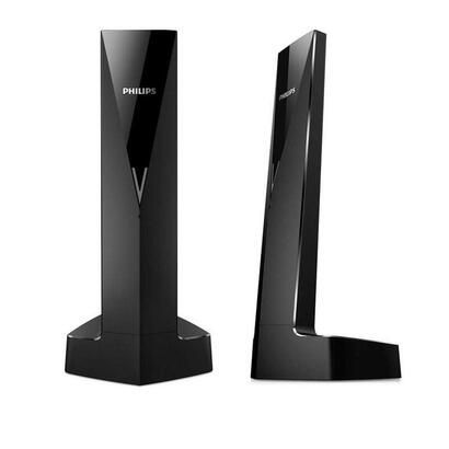 philips-linea-v-m3502b34-telefono-inalambrico-duo-de-diseno-negro