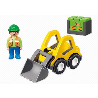 playmobil-123-excavadora-amarilla-6775