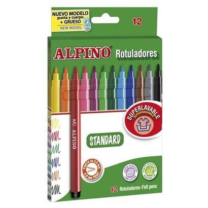 alpino-caja-de-12-rotuladores-standard-superlavable