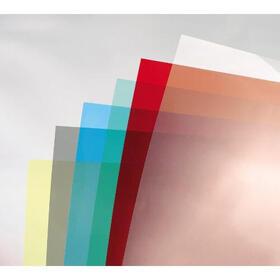 gbc-portadas-colorclear-a4-pvc-180-micras-rojo-transparente-pack-100u-