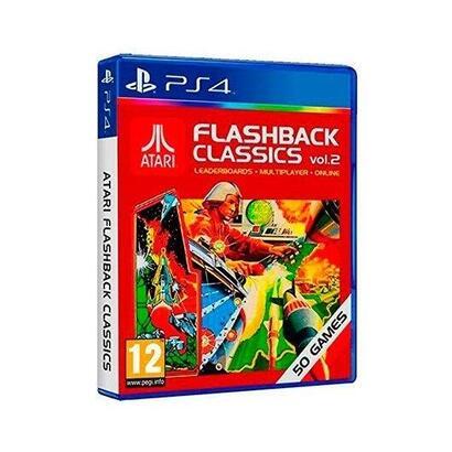 juego-sony-ps4-atari-flashback-classics-volume-2