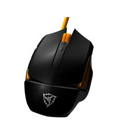 thunderx3a-mouse-gaming-tm10or-sensor-optico-gaming-3000dpi-6-botones-omron-gaming-switch-usb-gold-plated