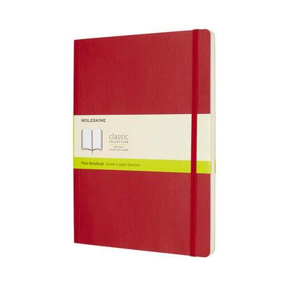 moleskine-cuadernoblock-rojo-qp623f2-moleskine-805-50-0285-469-6-adulto-rojo-monotono-rustica-mate-70-gm