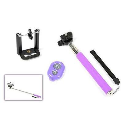 ziron-selfie-stick-bluetooth-para-tablet-smartphone-violeta-haz-tus-mejores-videos-y-fotos-con-este-selfie-stick-con-mando-a-dis