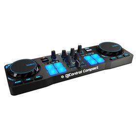 hercules-consola-dj-control-compact-2x-jog-wheels-295-4x-pads-4x-modos-2x-potenciometros-de-ecualizacion-177crossfader-10x-boton