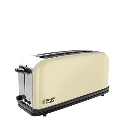 russell-hobbs-classic-cream-21395-56-tostadora-ranura-larga-1000w-crema