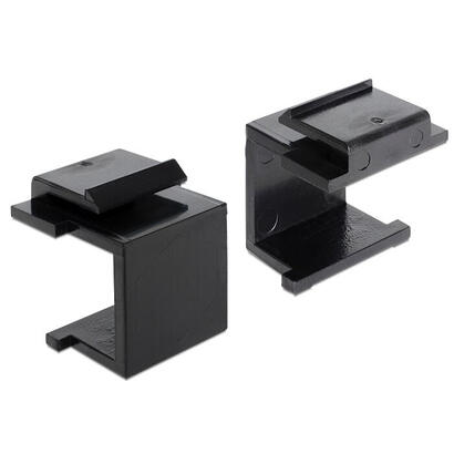 delock-86321-tapa-keystone-negra-de-4-piezas