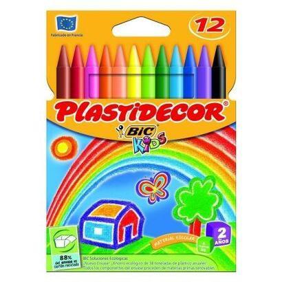ceras-plasticas-plastidecor-estuche-12-unidades-surtidas-bic875770