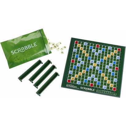 mattel-games-cjt13-juego-de-tablero-juego-de-mesa-de-palabras