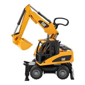 bruder-cat-wheel-excavator-vehiculo-de-juguete