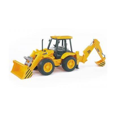 bruder-jcb-4cx-backhoe-loader-vehiculo-de-juguete