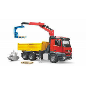 bruder-mb-arocs-construction-truck-with-accessories-vehiculo-de-juguete