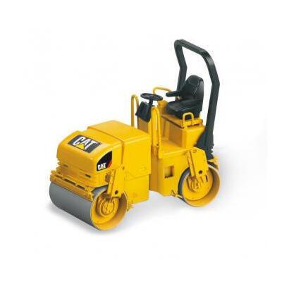 bruder-cat-asphalt-drum-compactor-vehiculo-de-juguete