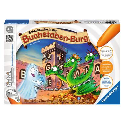 ravensburger-schatzsuche-in-der-buchstabenburg-juego-de-mesa-de-aprendizaje-ninos