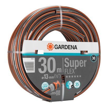 gardena-18096-20-manguera-premium-superflex-13-mm-12-gris-naranja-30-metros