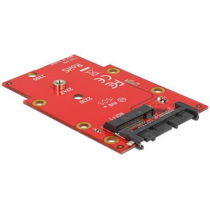 delock-18-convertidor-micro-sata-16-pin-m2-ngff