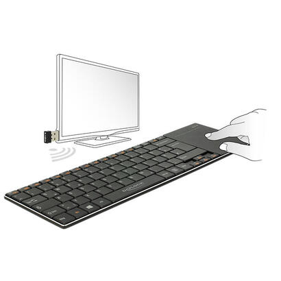 delock-teclado-aleman-inalambrico-para-smart-tv-pc-touchpad