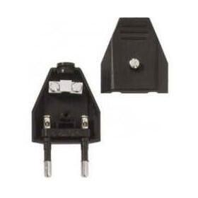 bachmann-900002-conector-electrico-2p-negro
