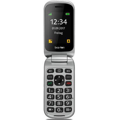 telefono-movil-beafon-sl590-black-silver-pantalla-61cm-int45cm-ext-cam-3mp-bt-radio-fm-boton-sos-bat-1000mah
