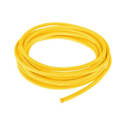 alphacool-alphacord-amarillo-4mm-33m