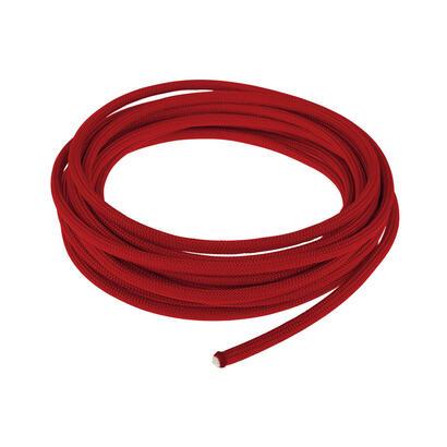 alphacool-alphacord-rojo-4mm-33m