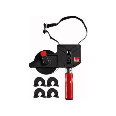 bessey-ban700-abrazadera-de-banda-7-m-negro-rojo