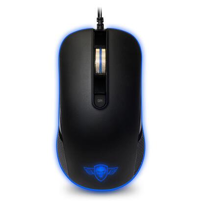 spirit-of-gamera-ratona-a-pro-m6-1000200030004000-dpi-4-botones-retroiluminacion-led-4-colores-usb-cable-18m-negroa-s-pm6