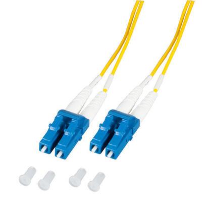 efb-elektronik-o03502-12-cable-de-fibra-optica-2-m-lszh-os2-2x-lc-amarillo