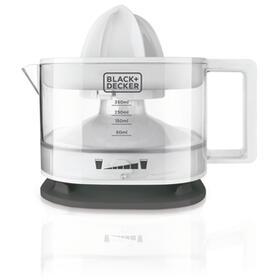 exprimidor-centrifugo-black-decker-bxcj25e-gris-transparente-blanco-25-w