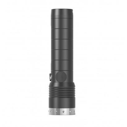 led-lenser-mt14-linterna-de-mano-negro-plata