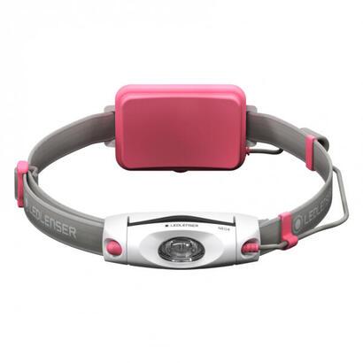 luz-frontal-led-lenser-neo4-240-lm-rosa