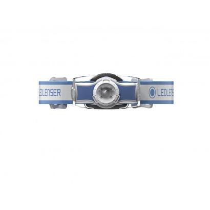 led-lenser-mh-3-linterna-frontal-azul