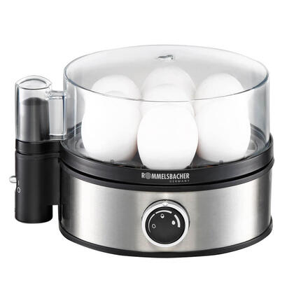 rommelsbacher-er-400-cuecehuevos-7-huevos-400-w-negro-acero-inoxidable-transparente