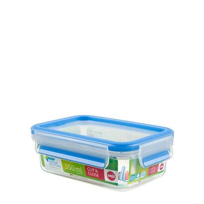 emsa-clip-close-conservador-hermetico-de-plastico-rectangular-de-055-transparente-y-azul