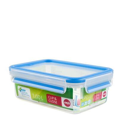 emsa-clip-close-caja-rectangular-translucido-1l