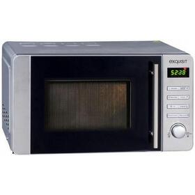 exquisit-mw8020h-encimera-microondas-con-grill-20-l-800-w-acero-inoxidable