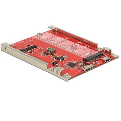 delock-62699-25-convertidor-usb-31-micro-b-ssd-m2-b-7-mm