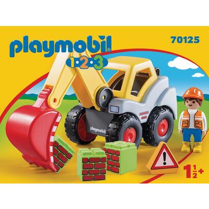 playmobil-123-70125-retroexcavadora-playmobil