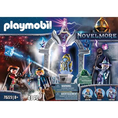 playmobil-70223-novelmore-templo-del-tiempo