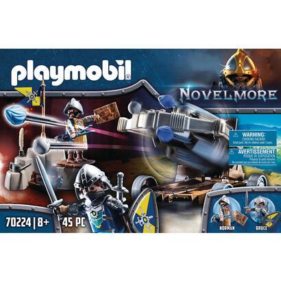 playmobil-70224-knights-novelmore-y-ballista