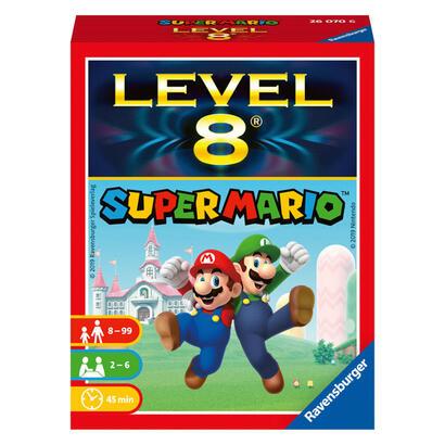 aleman-ravensburger-super-mario-level-8-juego-de-cartas