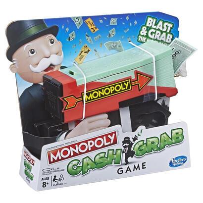 aleman-hasbro-monopoly-cash-grab-estuche-de-juego