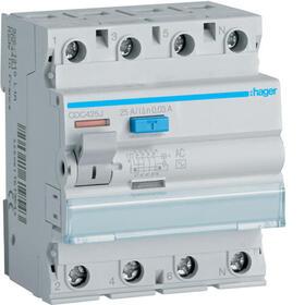hager-interruptor-diferencial-de-corriente-4p-25a30ma-cdc425j