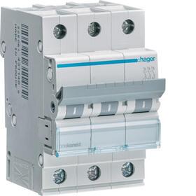 hager-interruptor-magnetotermico-corriente-6ka-3p-c-16a-mcn316e