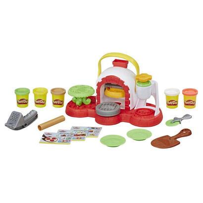 play-doh-cocina-de-pizza-hasbro-colormodelo-surtido