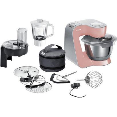 bosch-mum58np60-robot-de-cocina-39-l-rosa-1000-w
