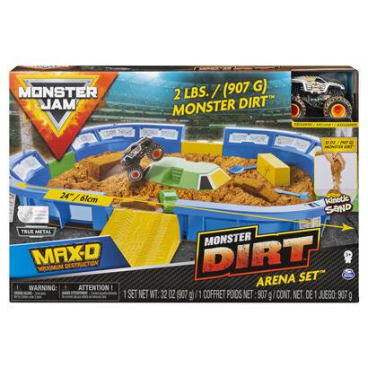 spin-master-monster-jam-dirt-arena-vehiculo-de-juguete