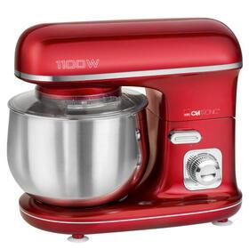 clatronic-km-3712-robot-de-cocina-5-l-rojo-1100-w